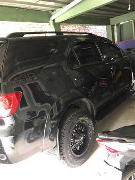 MOBIL TOYOTA FORTUNER 2008 MATIC