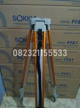 Jual Alumunium Tripod SOKKIA PFA1 | Digital Theodolite | Makassar