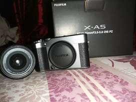 Kamera Fujifilm Mirrorless X-A5 Dark Silver