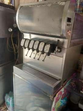 Soda foundation machine@ price/-65,000