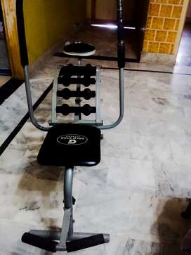 Gym exercise machine in good condition