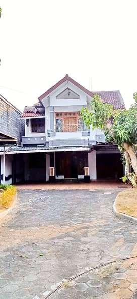 Rumah Murah Bangunan Luas Dekat RS Wirosaban di Jl Imogiri Barat Km 4