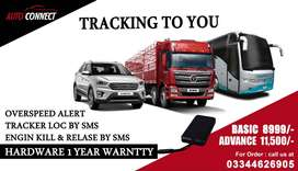 Trucks, buses ,vans, Ambulances loction tracking system