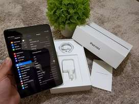 Ipad mini 5 wifi+cellular fullset,likenew,nominus garansi resmi IBOX