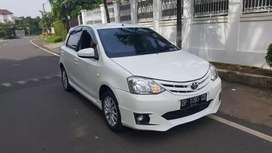 Toyota etios valco G 2014 nopol makasar
