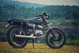 Only yamharx135 lover putchase a  my bike