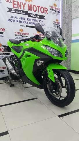 Kawasaki Ninja 250 Tipe Fi Th.2012 Pmk 2013