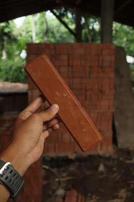 Ready setok bata tempel Terakota UD SSJ berkualitas terlengkap