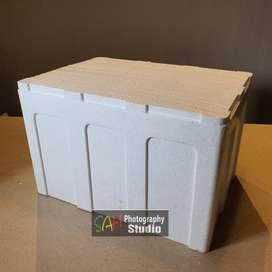 Kotak Styrofoam ukuran Box Gabus U DANG