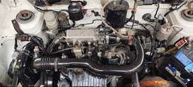 Mehran VXR,14 model, 9/10 condition, with geniune parts and colour.
