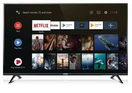 TCL 32 inches Smart Android LED for sale