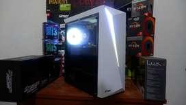 PC Komputer intel i7 Sandy Feat RX 560 4GB DDR5 Gaming,Editing,Render