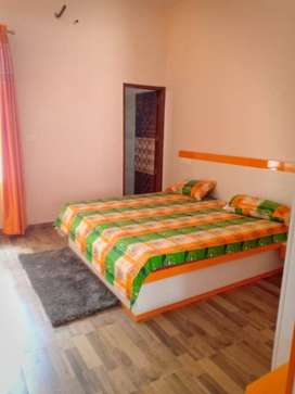 ONLY IN 29.90 FULLY FURNISHED 3 BHK FLAT IN MOHALI SECTOR 127,