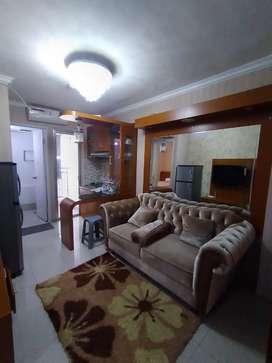 Disewakan unit  Apartemen 2BR Furnish, Basura City