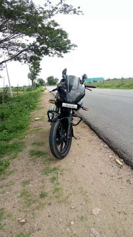 Pulsar 220 with minimum usage just like new vehical