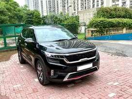 Kia Seltos GTX Plus DCT, 2020, Petrol
