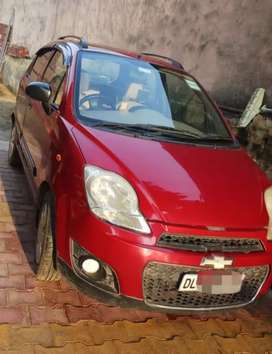 Chevrolet Spark 2013 CNG & Hybrids Well Maintained