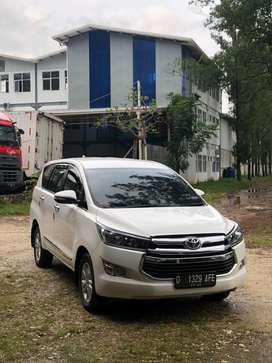 Toyota Kijang Innova 2.4 G A/T Diesel 2017 ISTIMEWA