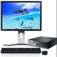 """Lenovo Computer 17"""" LCD monitor with warranty"""