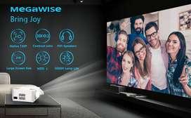 IPL Offer 4K WIFI Smart Projector watch TV Movies IPL on Big Screen
