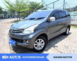 [OLXAutos] Toyota Avanza 2014 G 1.3 A/T Bensin Abu-abu #Mamin Motor