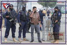 We Provide All type of Security with Commandos and Security Guards