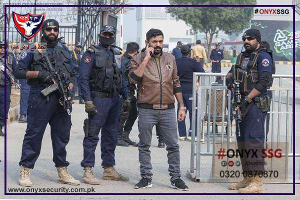 We Provide All type of Security with Commandos and Security Guards 0