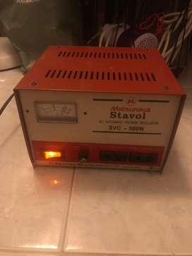 Matsunaga Stavol 500Watt - Stabilizer