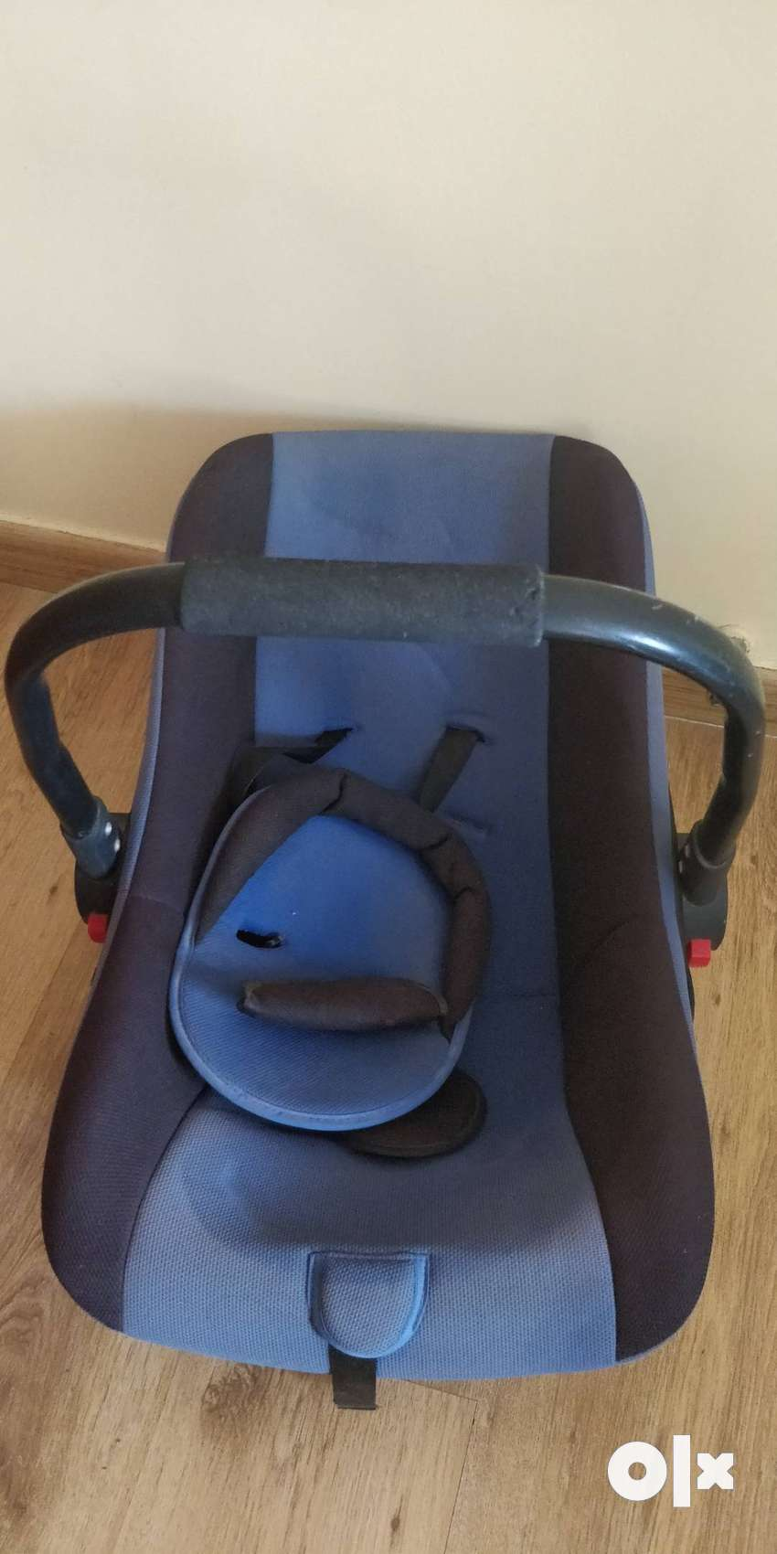 Graco Pram and baby Carrier/car seat 0