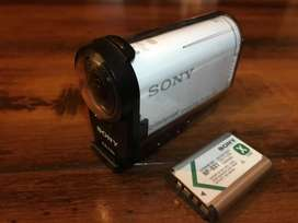 Sony HDR-AS200V/R Action Cam without RMLVR2 Remote
