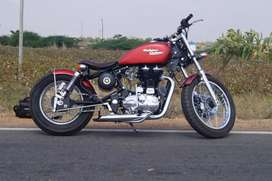 Royal Enfield Specially Modified unique Bike