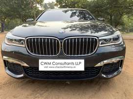 BMW 7 Series 730 Ld M Sport, 2017, Diesel