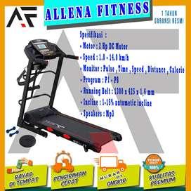 Alat Olahraga Treadmill Elektrik TL 138 - Treadmill Electric Murah