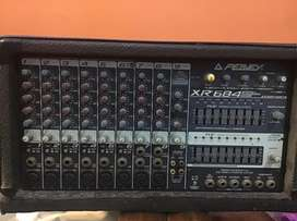 Peavey Mixer XR684  Orignal Made in USA