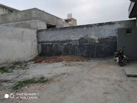 3 Marla Plot for Sale in Wakeel Colony