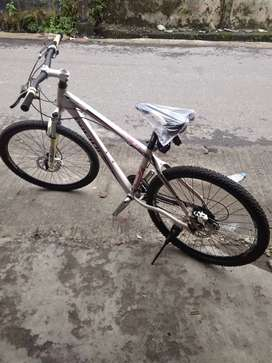 Sepeda MTB 26 Pacific type esplendid 9.0 8 speed, harga cuci gudang