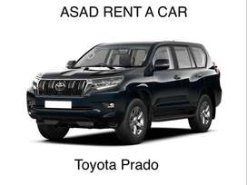 Rent a car in Lahore