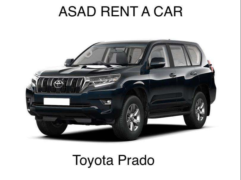 Rent a car in Lahore 0