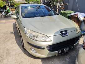 Peugeot 407 2005 AT km 48rb service record collector item  full ori