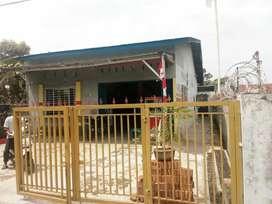 DIJUAL CEPAT alat gym dan bangunan beserta tanah