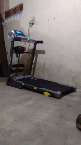 Burn calories at home with Treadmill Electric 3 pungsi