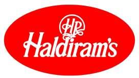 Recqurment in Haldiram india pvt ltd.