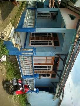Jual rumah pinggir jalan desa Kampung cibogo desa sukamti kec katapang