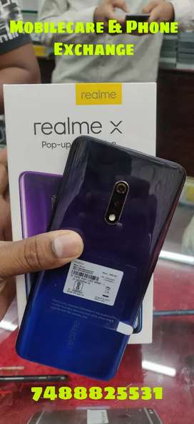 Realme X (4/128)