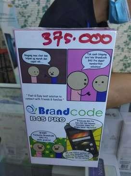Brandcode B4s 1/4gb masih 3G garansi resmi