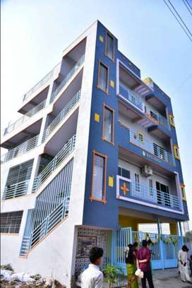 Brand new 2 bhk and 1 bhk are avilable with cctv and inbuilt cubboard