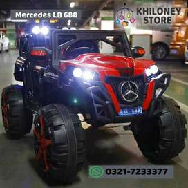 Brand New Mercedes Jeep for kids