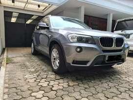 BMW X3 Xdrive 2.0 Diesel tahun 2011 AT km 61.XXX