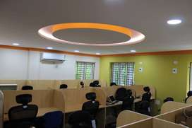 Individual Furnished office with AC  in Shared office @ Guindy