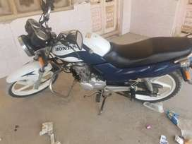 Motorcycle japani like new one good condition non register